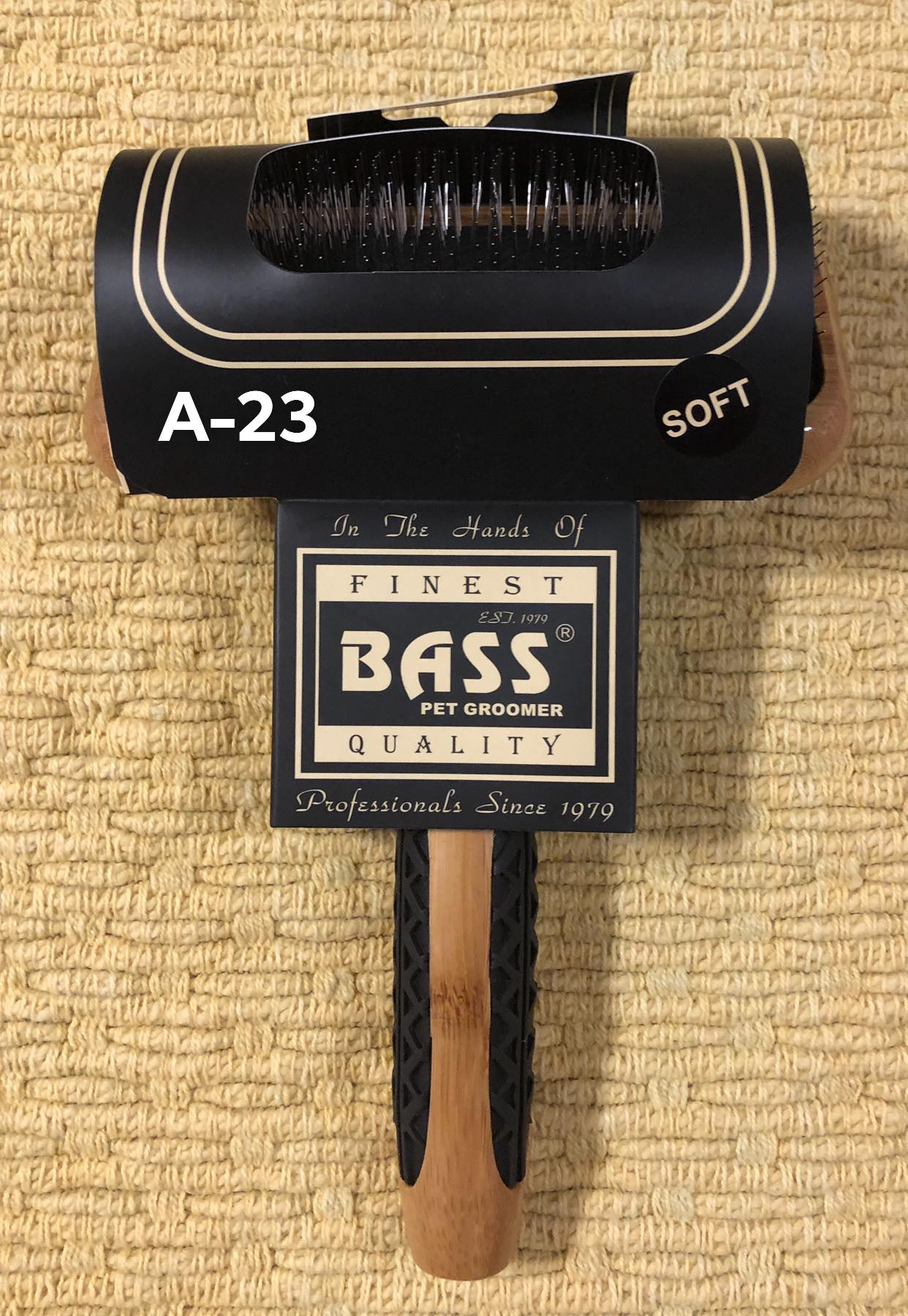 Bass A-23 Soft wet/dry Bamboo Slicker