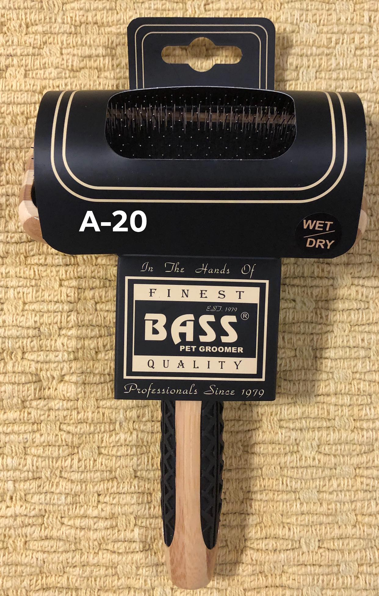 Bass Brush A-20 wet/dry regular