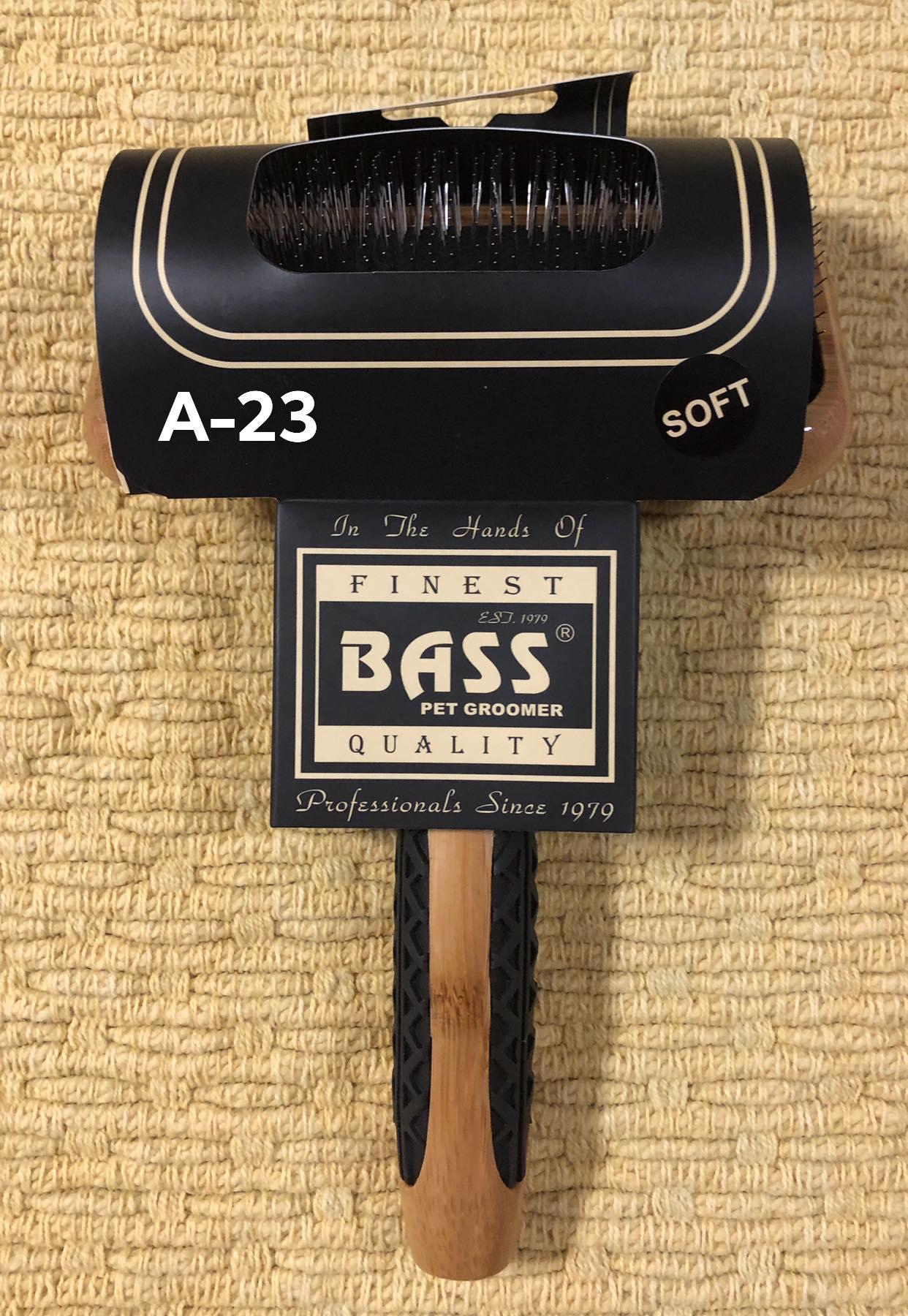 Bass A-23 Soft wet/dry Bamboo Slicker